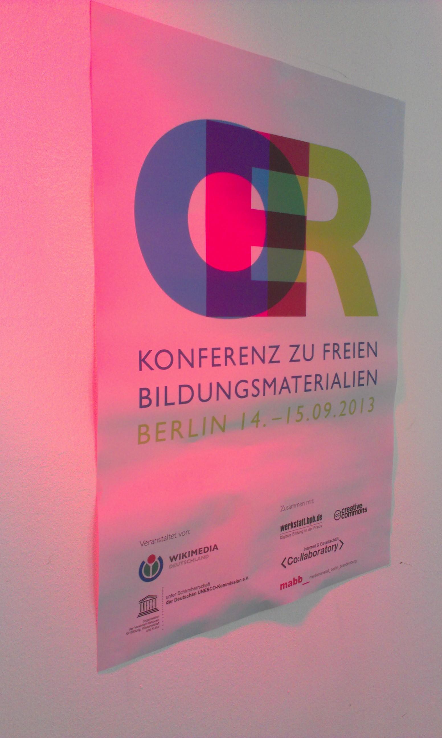 OER2013-Poster