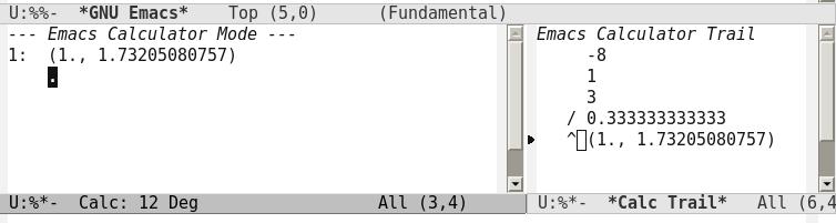 WurzelNegativ-Emacs